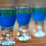 Peninsula Larders Blue Curacao Flavour Pearls will take your party drinks to a whole new level of fun!
