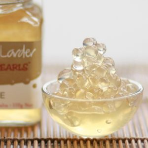 Molecular Gastronomy_apple pearls