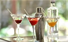 Cocktails and Flavour Pearls