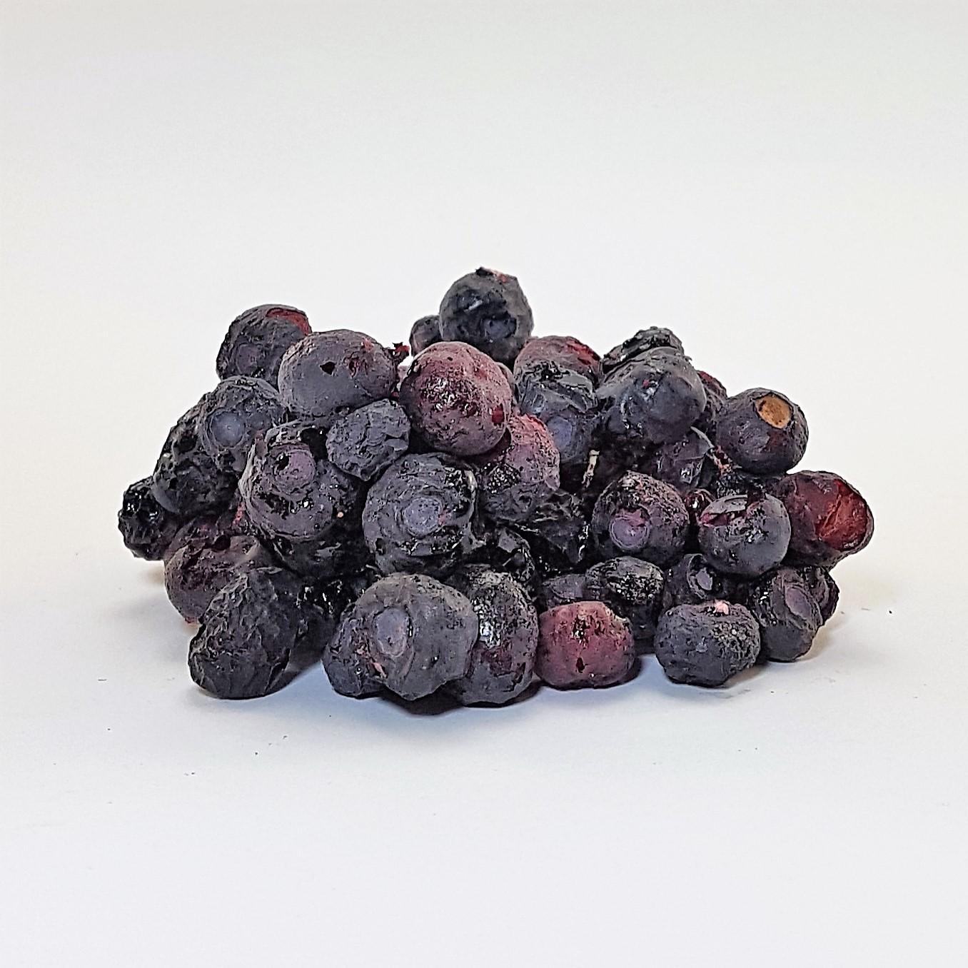 Freeze Dried Blue Berries