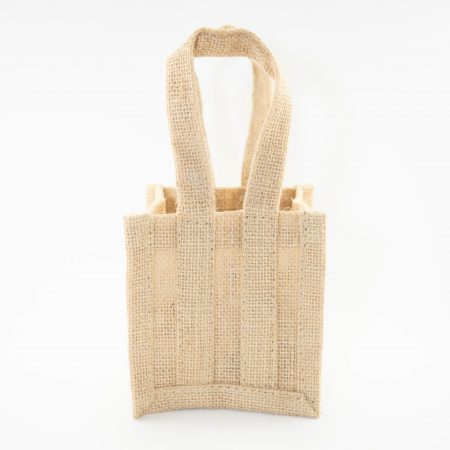 Peninsula Larders cute jute Gift Bag is the perfect reusable gift bag