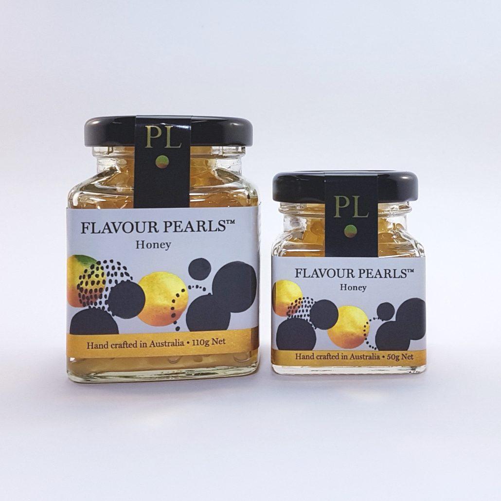 Peninsula Larders Flavour Pearls Honey