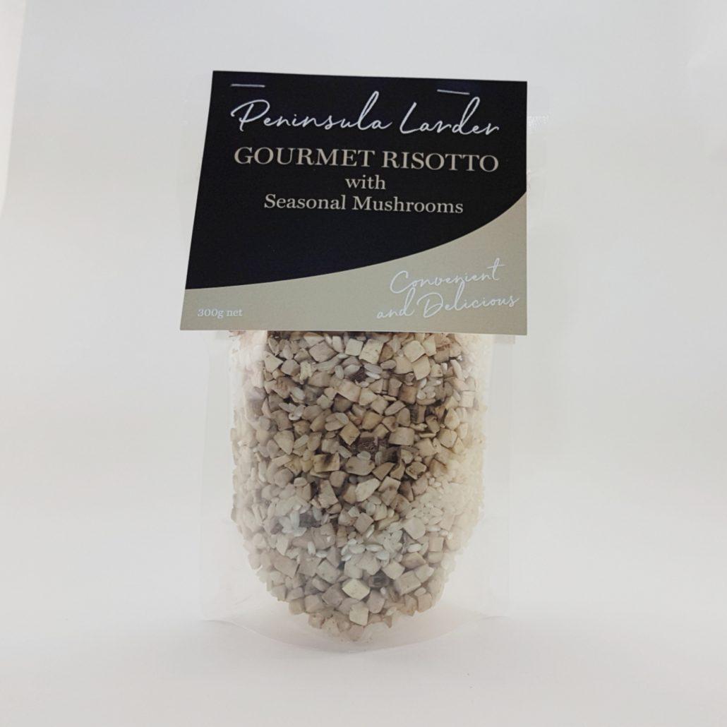 Peninsula Larders Gourmet Risotto Seasonal Mushrooms