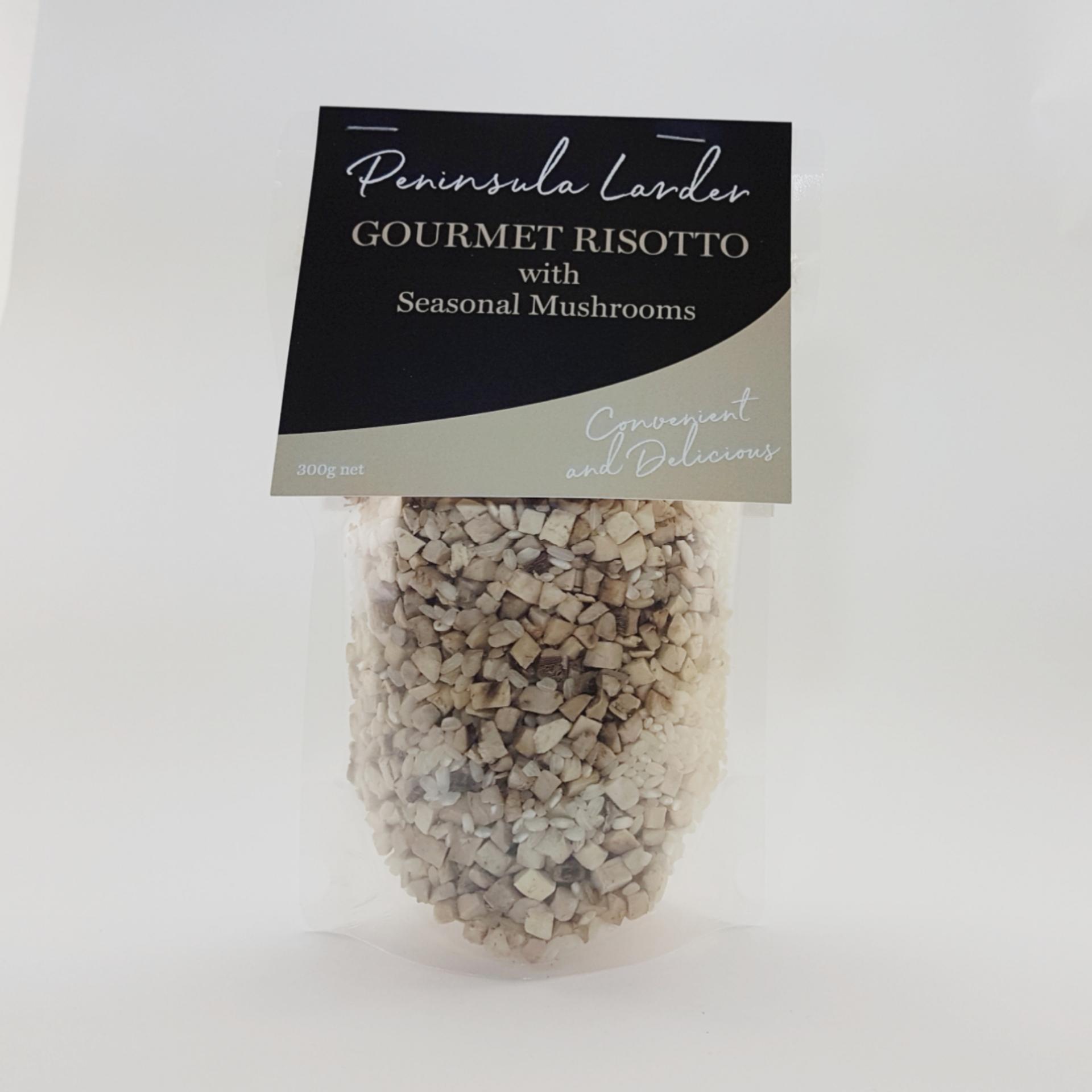 Peninsula Larders Seasonal Mushroom Gourmet Risotto