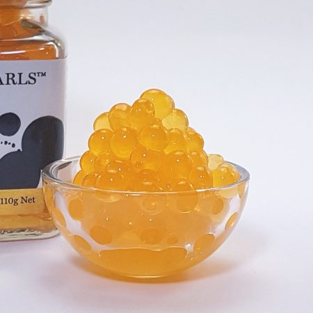 Peninsula Larders Flavour Pearls Tangerine