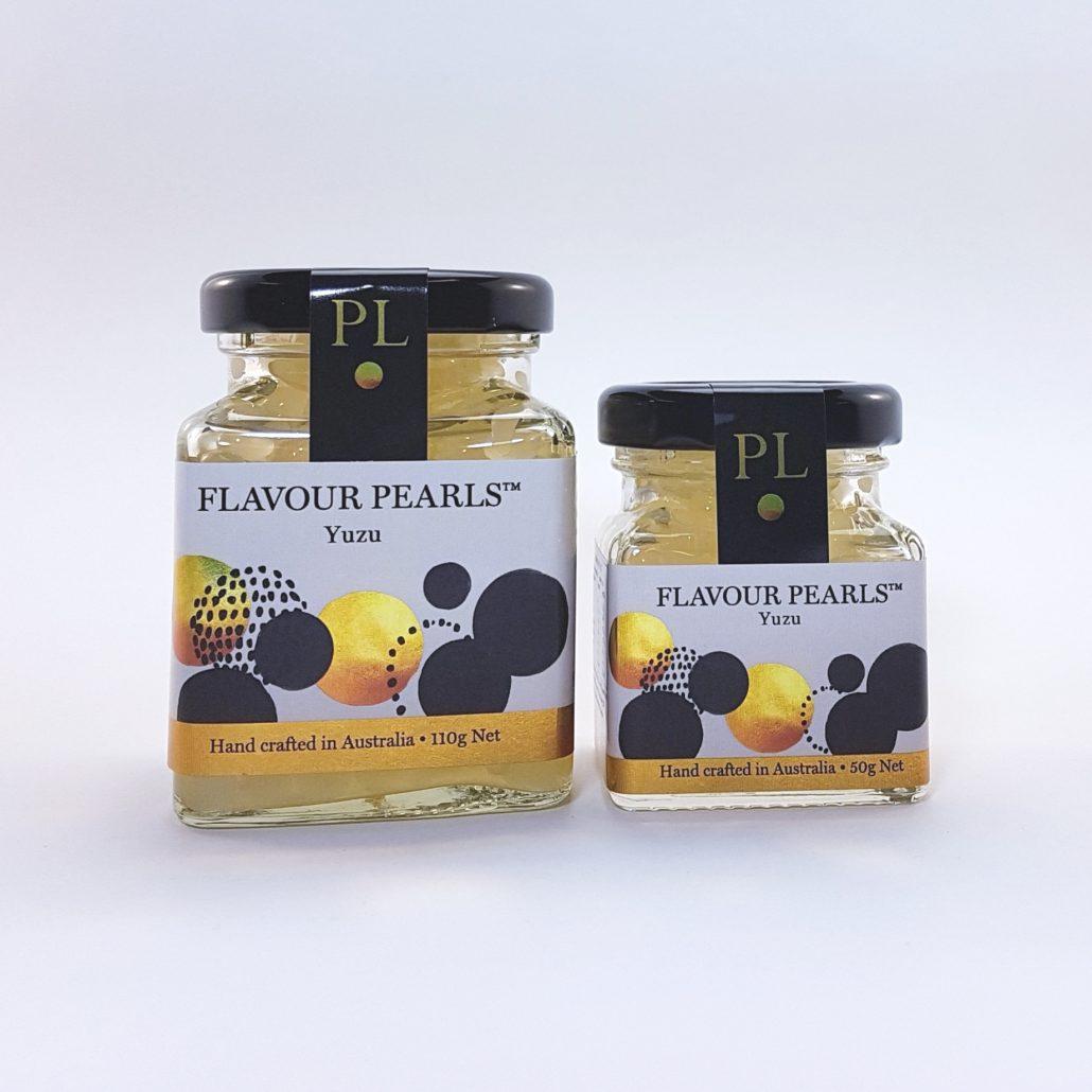 Peninsula Larders Flavour Pearls Yuzu