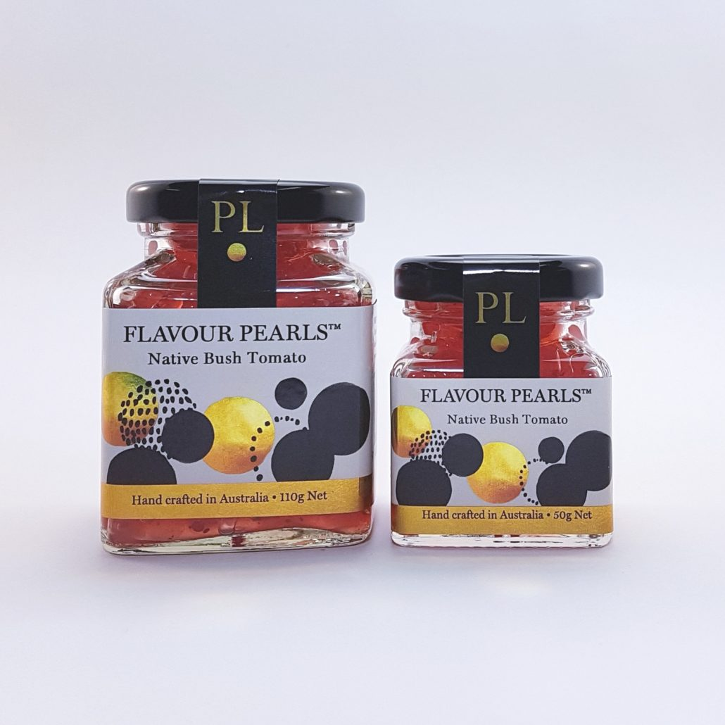 Peninsula Larders Flavour Pearls Native Bush Tomato