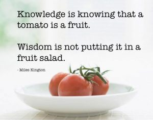 Quote about tomatoes