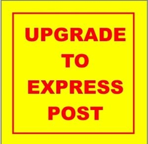 Upgrade your delivery to Express Post