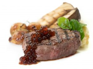 Peninsula Larders Balsamic Flavour Pearls are delicious with grilled meats