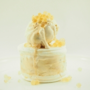 Salted Caramel Vacherin recipe
