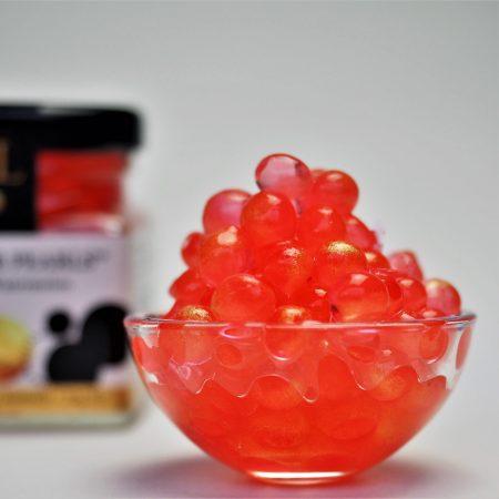Golden Watermelon Flavour Pearls